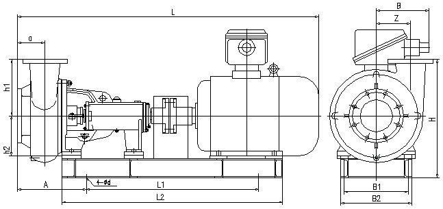 Instrallation Centrifugal Pump