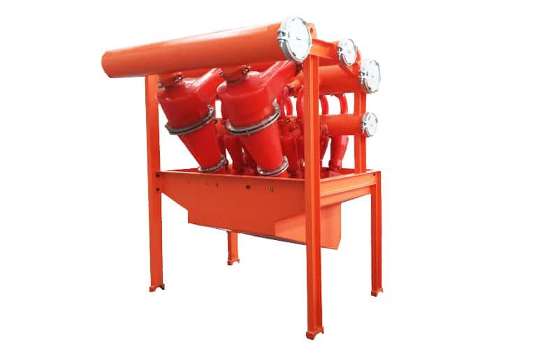 Desander Desilter Hydrocyclones Assembly