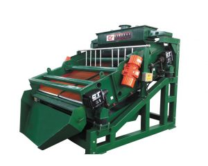 electromagnetism linear vibrating screen