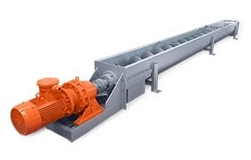 Single Shaft Screw Conveyor