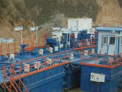 Oilfield Decanter Centrifuge in Mud System