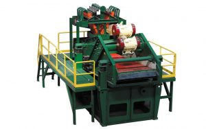 Dewatering Screen Unit