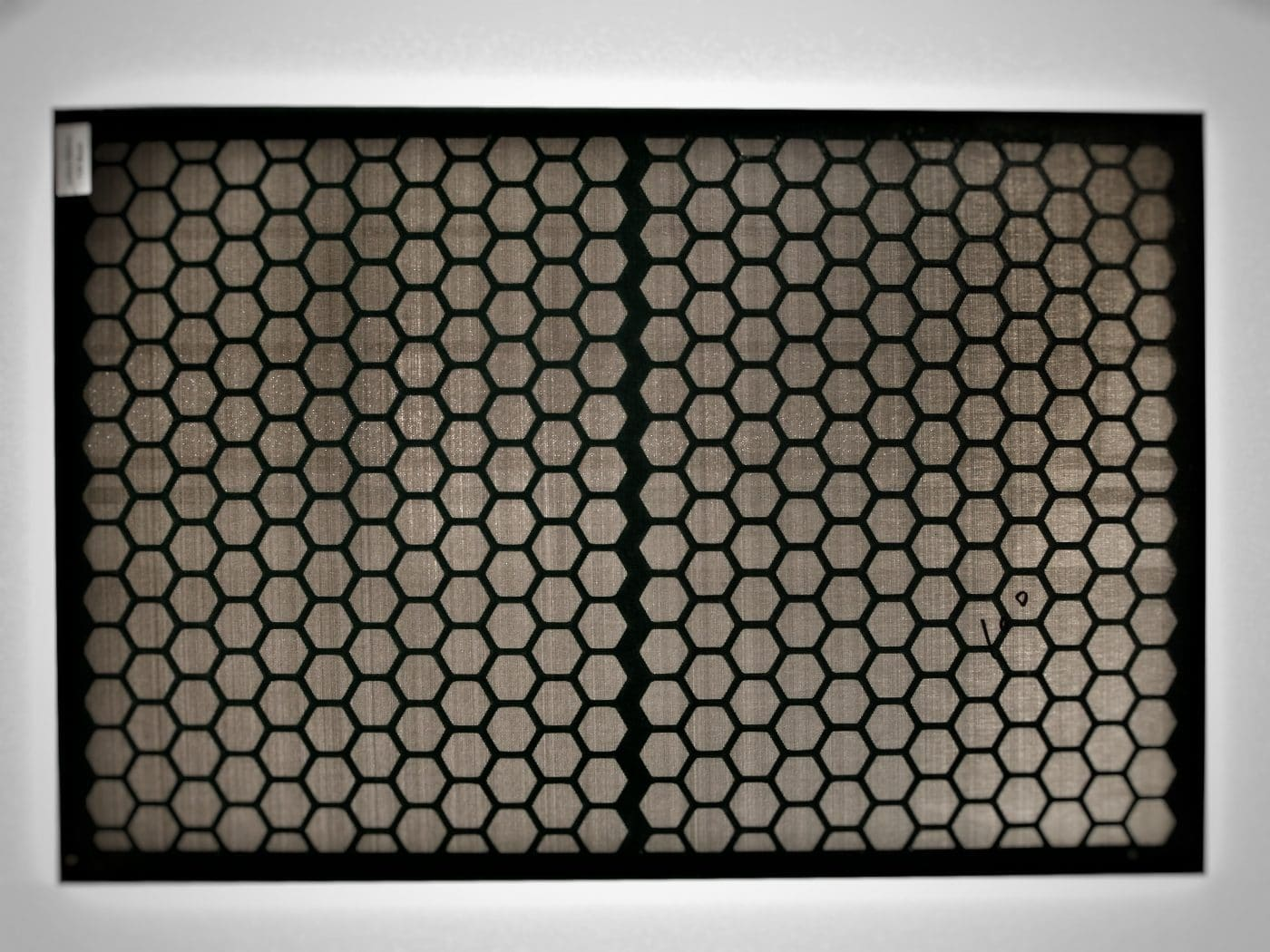 hexagon mesh screen