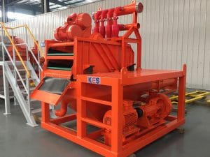 Piling Rig Mud Recycler