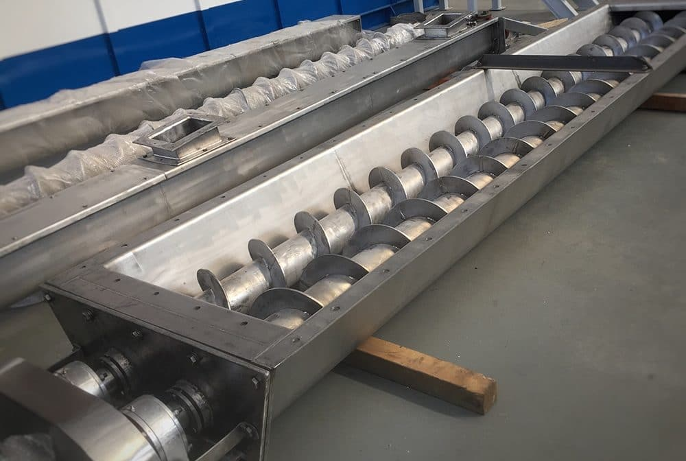 screw conveyor Define screw conveyor screw conveyor synonyms, screw conveyor pronunciation, screw conveyor translation, english dictionary definition of screw conveyor n engineering a duct along.